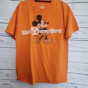 Vintage Disneyland Disney Mickey Mouse t shirt lg